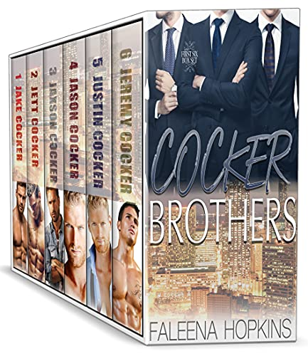 Cocker Brothers 1st Six Books Box Set