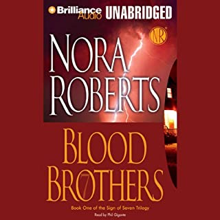 Blood Brothers cover art