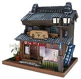 Internal structure of the 8614 Billy handmade Dollhouse Kit Road Series Road Kawagoe Kawagoe (japan import) by Billy 55