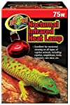 Zoo Med Nocturnal Infrared Incandescent Heat Lamp 75 Watts