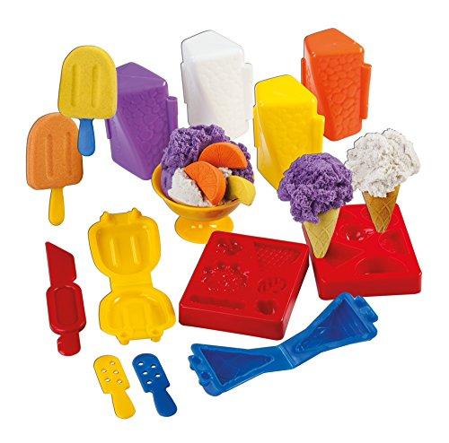 Beluga 45024 Skwooshi Soft-Knete Eiscreme Set Spielwaren 45024-Skwooshi, bunt