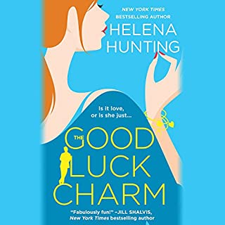 The Good Luck Charm audiobook cover art