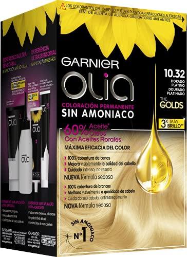 Garnier Olia coloración permanente sin amoniaco para un olor agradable