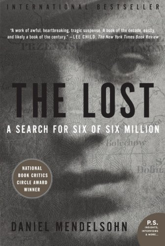 The Lost: A Search for Six of Six Million (P.S.)