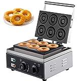 VEVOR Máquina para Hacer Donuts o Rosquillas Maquina de Donuts Máquina de Hacer Rosquillas Maquina de Rosquillas...