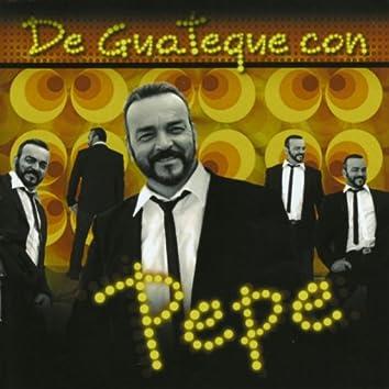 De Guateque con Pepe