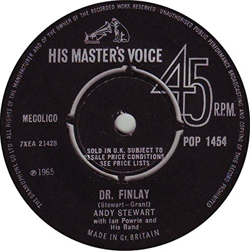 Dr. Finlay / Oh! What A Ceilidh
