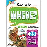 Active Minds: Kids Ask Where?: Where Do Dinosaurs Get Their Names?