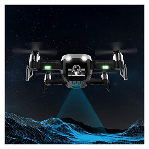 Brushless 2-Axis Gimbal GPS HD Folded 4K Unmanned Aerial Vehicle (UAV) Ultra-Long Four Quadcopter Aircraft Photography Toy (Color : 2K Backpacks single)