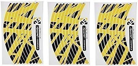 Suchergebnis Auf Für Felgenrandaufkleber Gelb