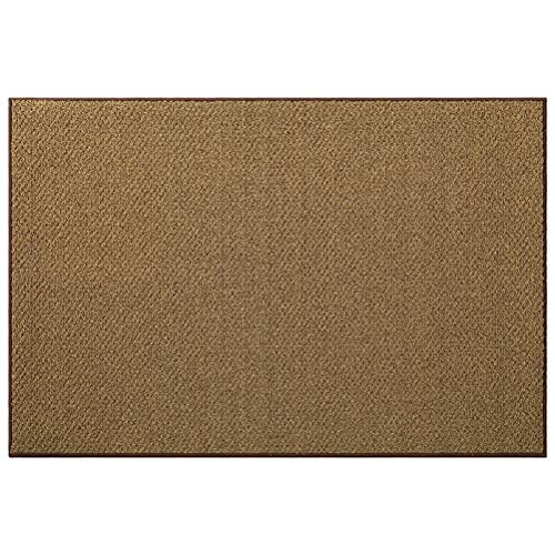 Bathroom deurmat voor binnen, zeer duurzaam, absorberend, antislip, reliëf, wasbaar, handel/nationale team