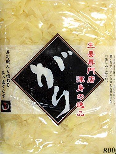サンフレッシュ ガリ生姜(甘酢生姜)800g