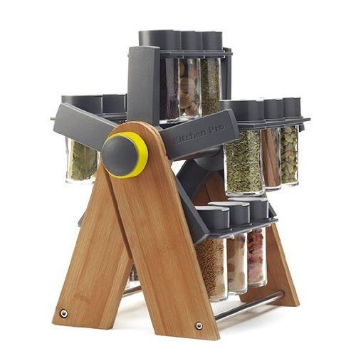 Ferris Deluxe Spice Market by Kitchen Pro - Spice Rack