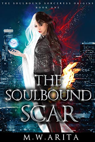 Book Cover for The Soulbound Scar