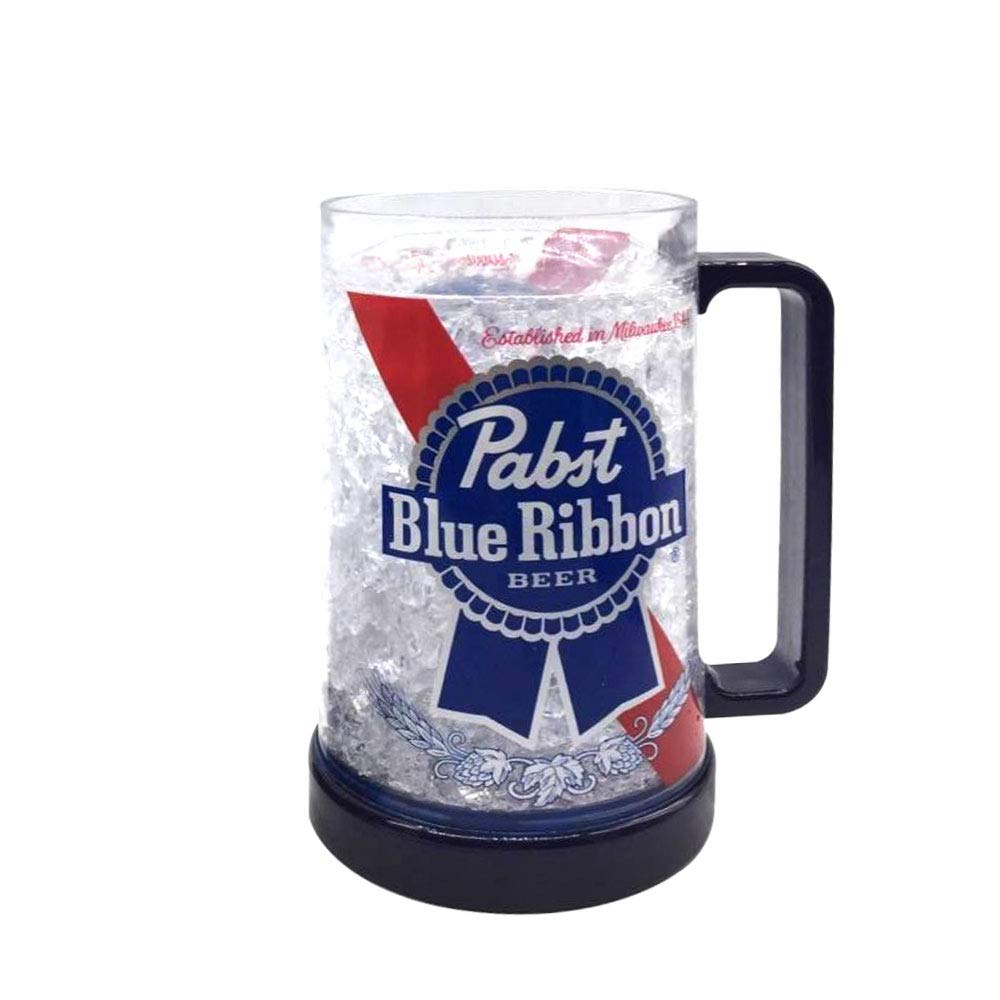 Pabst Blue Ribbon Beer 16 oz Pint Beer Tumbler Tea Water Glass