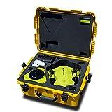 Maletin con Ruedas para Drone Submarino FIFISH V6 y FIFISH V6S Amarillo QYSEA 8500523