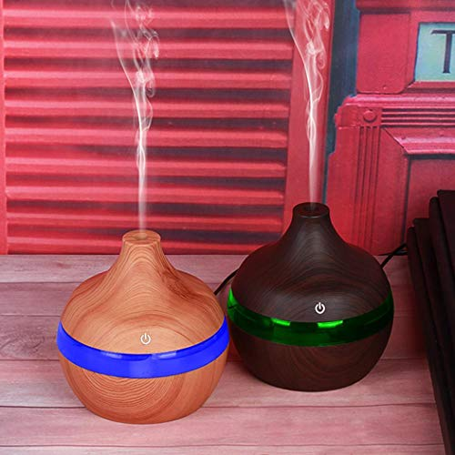 Diffusore 'Olio Essenziale in legno