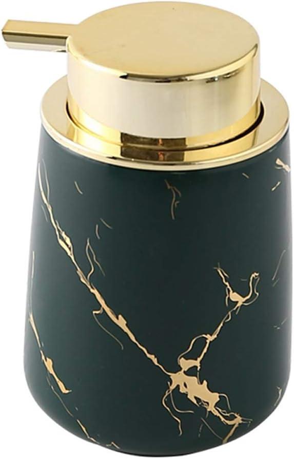 Max 77% OFF Liquid Dispenser Soap Ceramic Bottle Pump Regular dealer