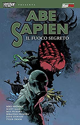 Hellboy presenta Abe Sapien: 7
