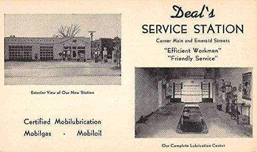 Keene New Hampshire Deals Service Station Multiview Antique Postcard K91574