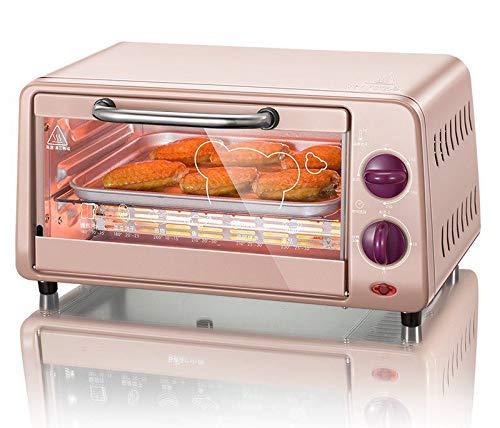 LIANGANAN Desayuno máquina de múltiples Funciones del hogar Mini Electric Horno asador, a 30 Minutos de temporización, Equipo de Cocina zhuang94