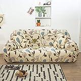 Funda para sofá Elasticas de 1 2 3 4 Plazas Impresión Floral...