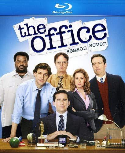Office: Season Seven (4 Blu-Ray) [Edizione: Stati Uniti]