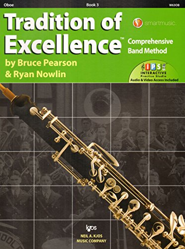 Price comparison product image W63OB - Tradition of Excellence Book 3 - Oboe