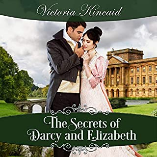 The Secrets of Darcy and Elizabeth audiobook cover art