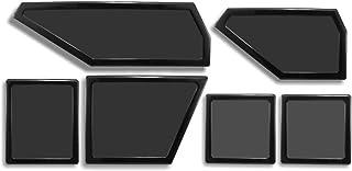 DEMCiflex - Demciflex Staubfilter Set Fur NZXT Phantom 410 - Schwarz/Schwarz - DF0195