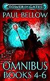 Tower of Gates Omnibus Books 4 - 6: A LitRPG Saga (Tower of Gates Trilogies Book 2) (English...