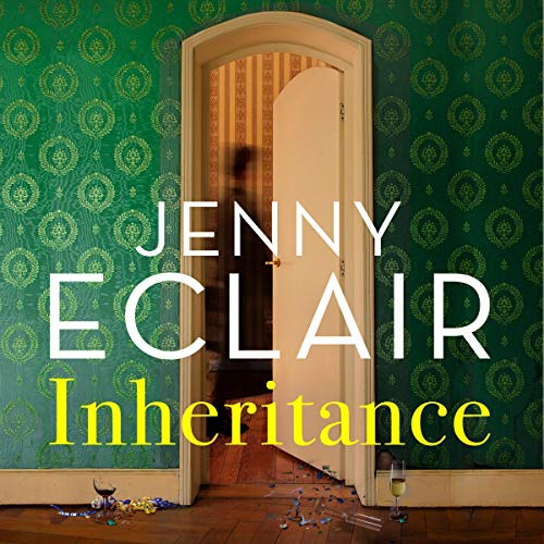 Inheritance audiobook cover art