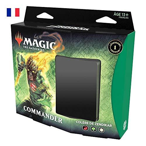 Magic: The Gathering, Deck Commander Rot-Grün-Weiß