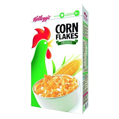 Kellogg's Copos de Maíz Cereales, 375 g