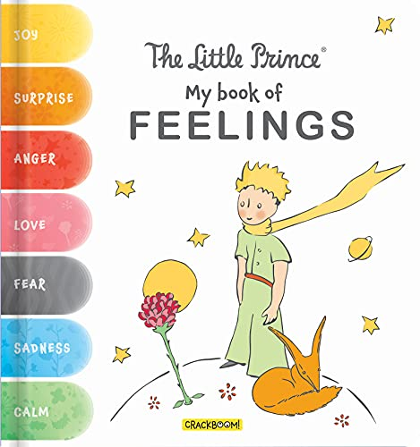 The Little Prince: My Book of Feelings