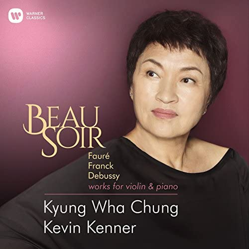 Kyung Wha Chung feat. Kevin Kenner