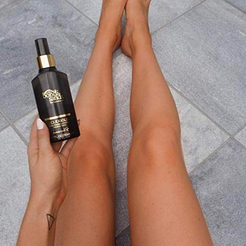 Bondi Sands Liquid Gold Self Tanning Dry Oil | Hydrating, Quick Drying, Tanning Dry-Oil for a Natural, Golden Look | 5.07 oz/150 mL