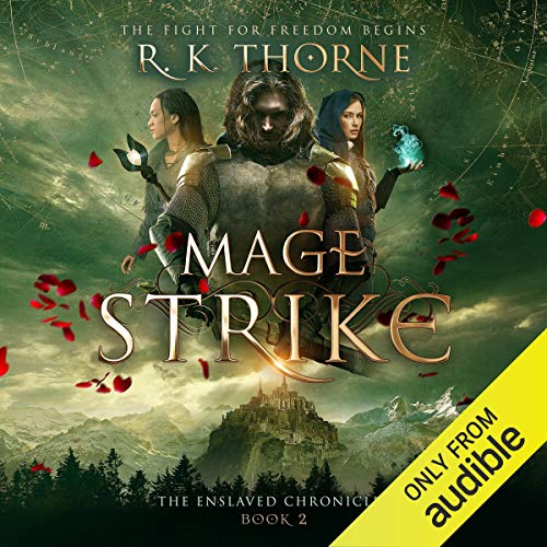 Mage Strike  By  cover art