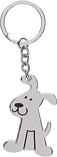Interesting Keyring,Keychain Pendants of Various Models (Dog Shape)