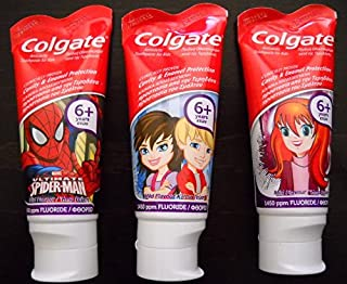 Colgate Anticavity Toothpaste for Kids Mild Flavour 6+ Years 50ml