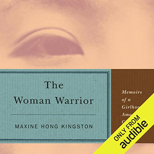 The Woman Warrior audiobook cover art