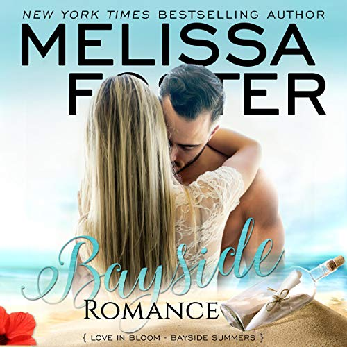 Bayside Romance audiobook cover art