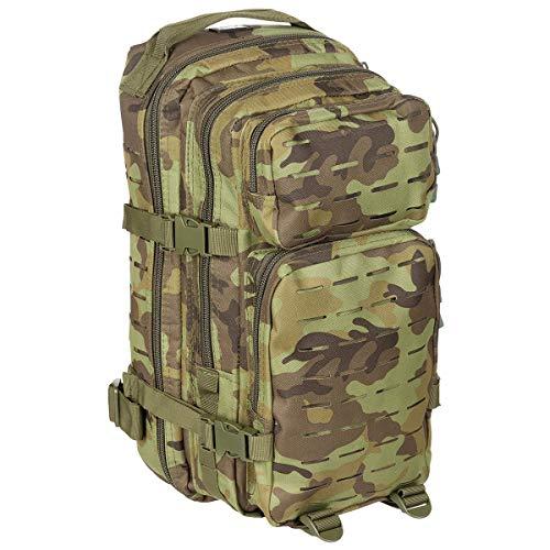 US assault i sac à dos-camouflage-laser de nuit