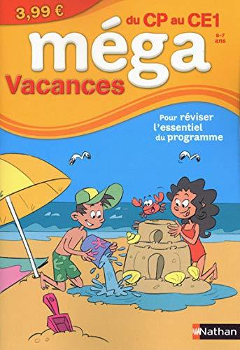 Méga Vacances du CP au CE1 (Mega vacances)