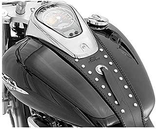 Mustang Motorcycle Seats Studded Tank Bib for Yamaha 1999-2009 V-Star 1100 models - One Size
