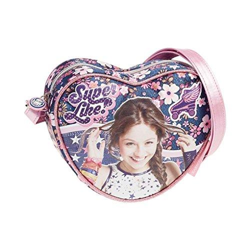 Karactermania 30233 Soy Luna Bolsa Corazón de hombro