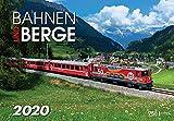Bahnen und Berge 2020: Kalender 2020 - VG-Bahn