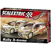 Scalextric Original - Circuito C2 Rally X-Treme (A10162S500)