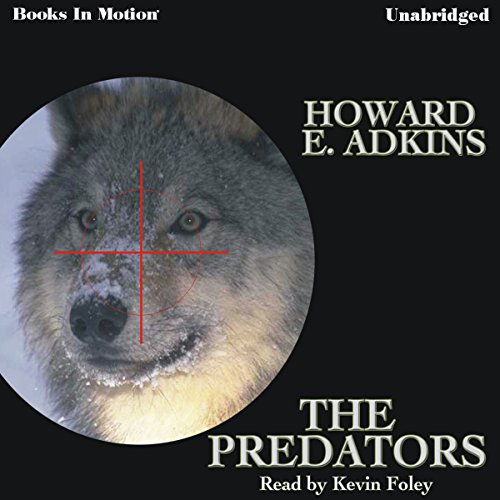 The Predators audiobook cover art