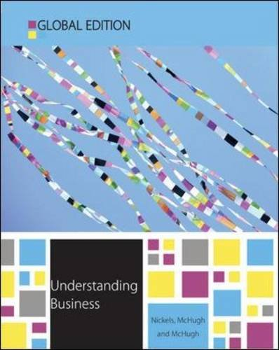 Understanding Business Global Edition